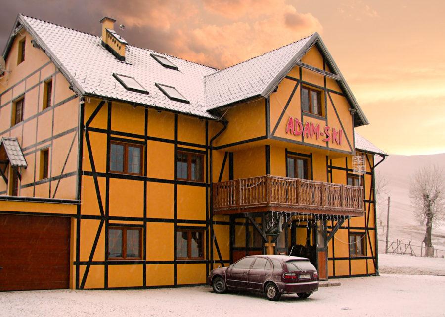 adam-ski-noclegi-zieleniec-pensjonat-1