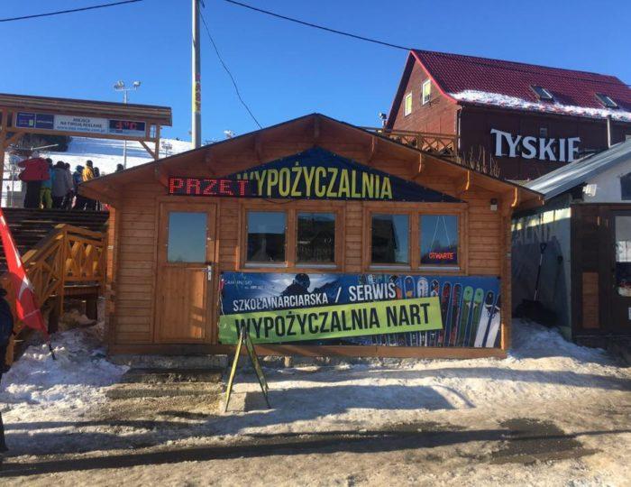 Buczyna Ski 2