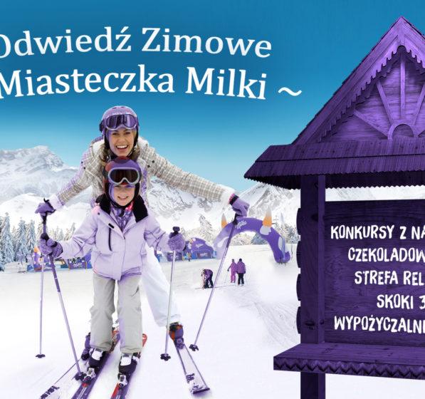 Czas na Milkę w Zieleńcu!