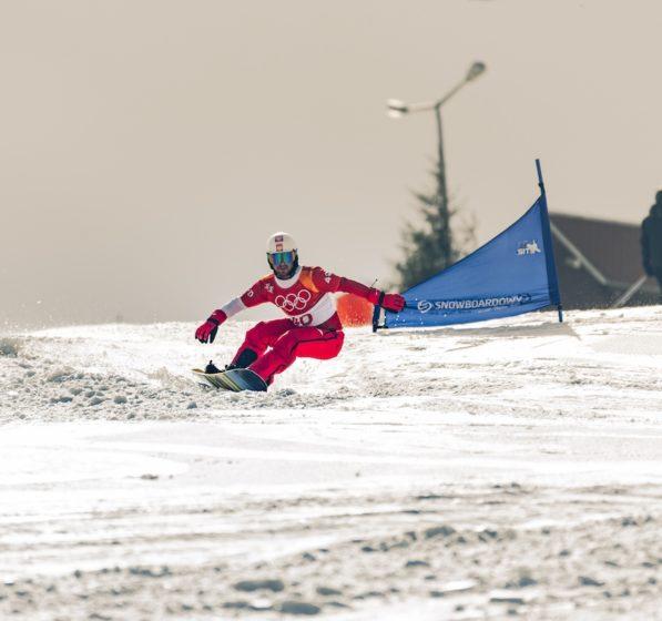 Mistrzostwa Dolnego Śląska w snowboardzie