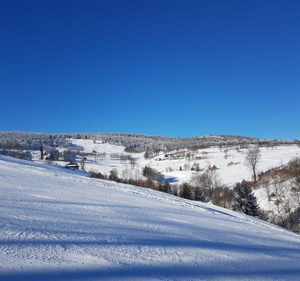 Zima 2.0 w Zieleńcu