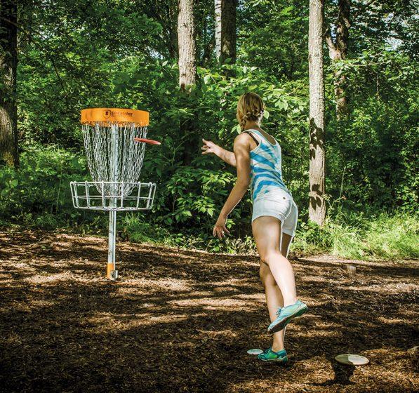 (Polski) Otwarcie sezonu Disc Golfa w Zieleńcu już 3 czerwca