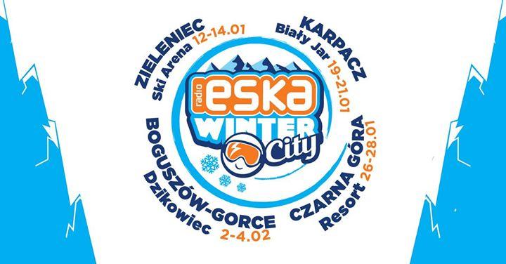 [:pl]Zieleniec i Radio Eska zapraszają Snow City 2018![:]
