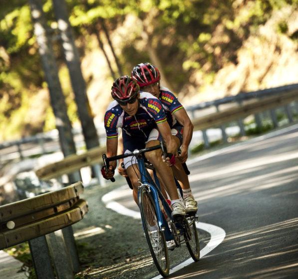 Tour de Zieleniec, czyli rowerem niekoniecznie po górach