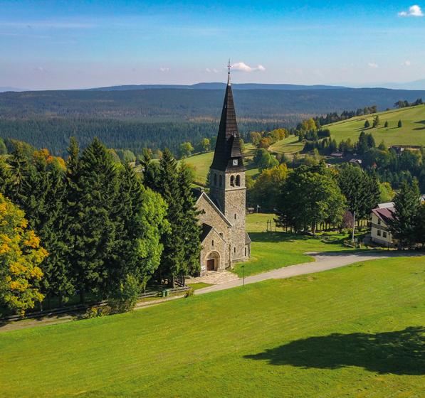 Święto rodziny, czyli Odpust św. Anny w Zieleńcu