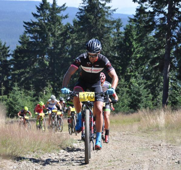 (Polski) XI Maraton MTB, czyli Otwarte Mistrzostwa Dolnego Śląska  w kolarstwie górskim