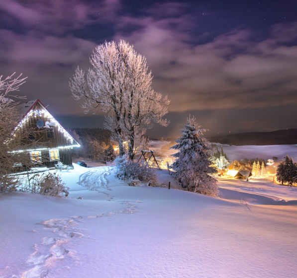 Jak Święta i Sylwester to tylko w Zieleńcu!