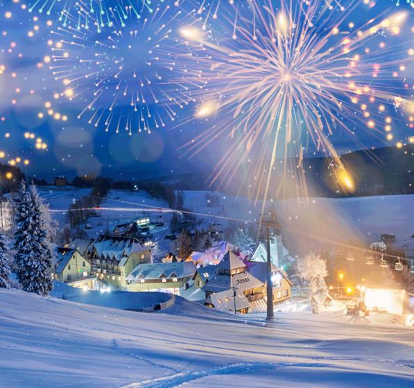 Przywitajmy na stoku Nowy Rok!