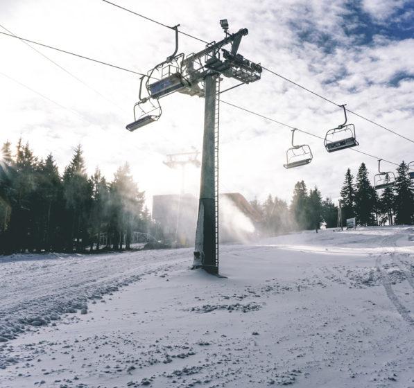 Otwarcie sezonu narciarskiego w Zieleńcu