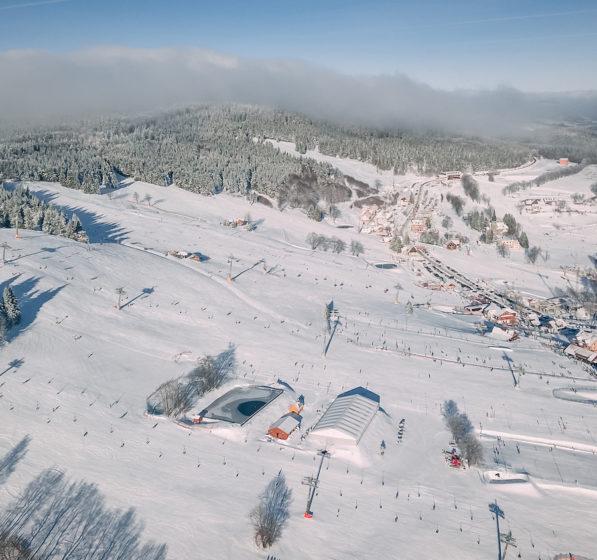 (Polski) Przewodnik po trasach narciarskich Zieleńca