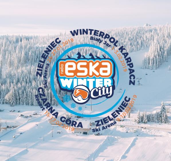 (Polski) Eska Winter City. Zapraszamy na stok Nartoramy
