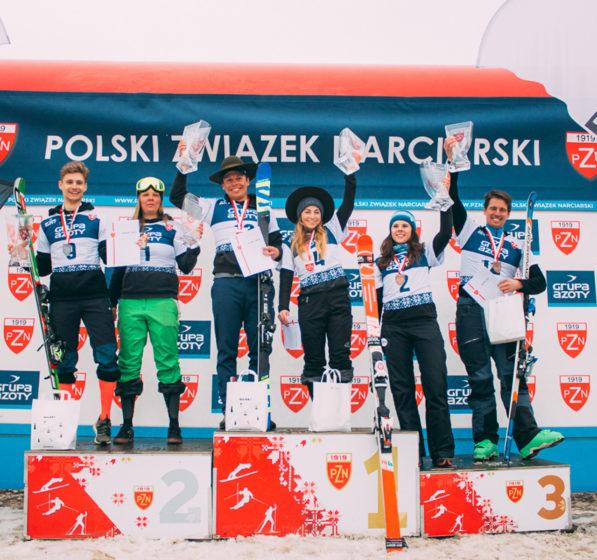 (Polski) Podsumowanie Mistrzostw Polski w skicrossie i snowboardcrossie