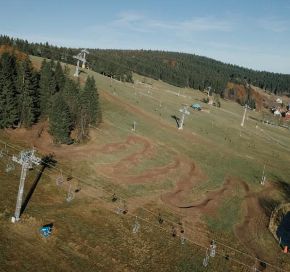 [:pl]W Zieleńcu powstaje Bike Park[:]