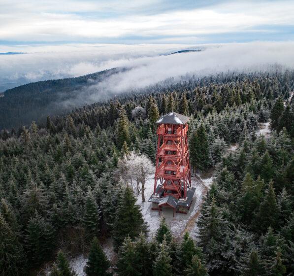 [:pl]Wieża widokowa na Orlicy[:]