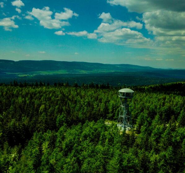 [:pl]Wieża widokowa na Jagodnej[:]
